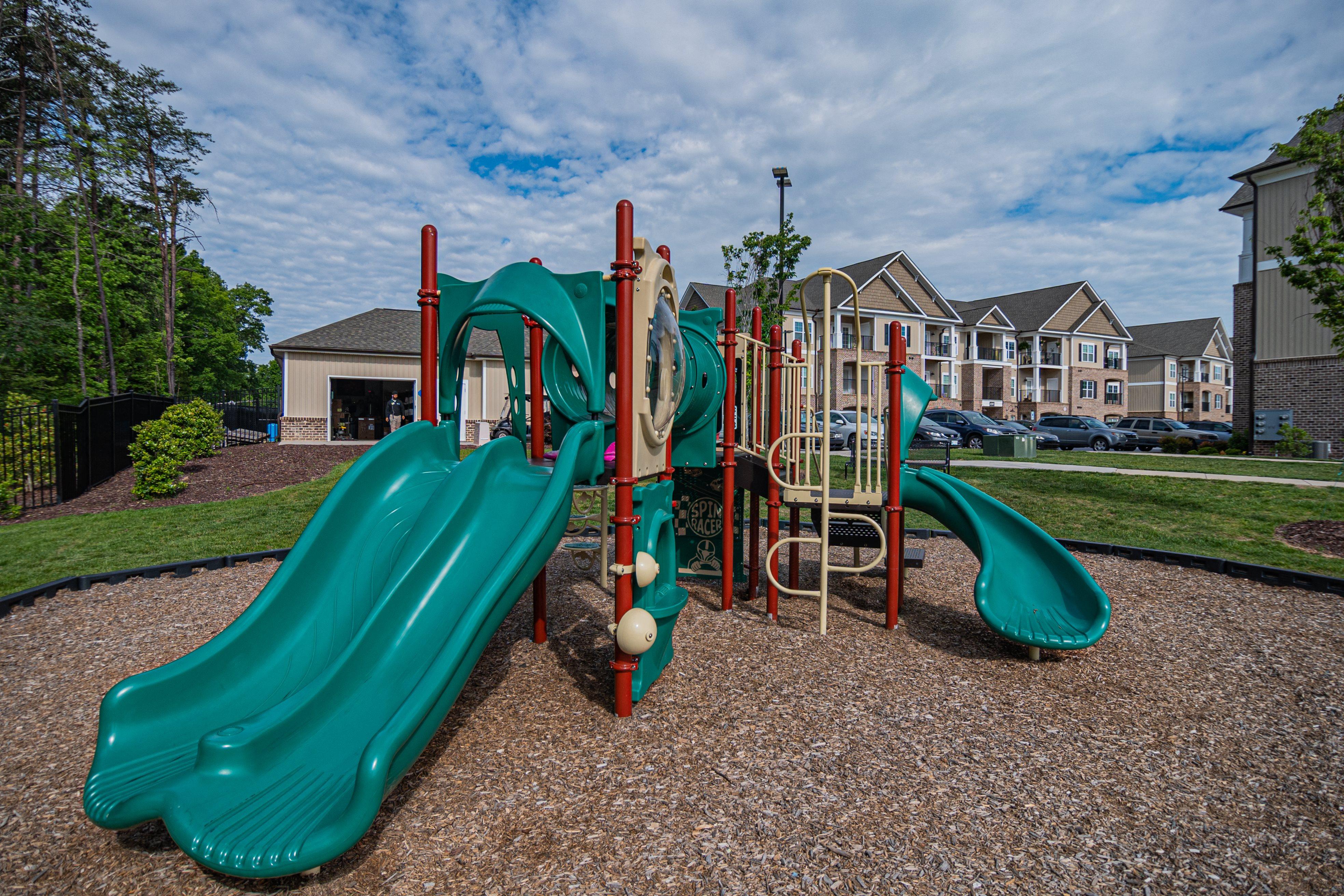 Playground at Millis and Main at Grandover